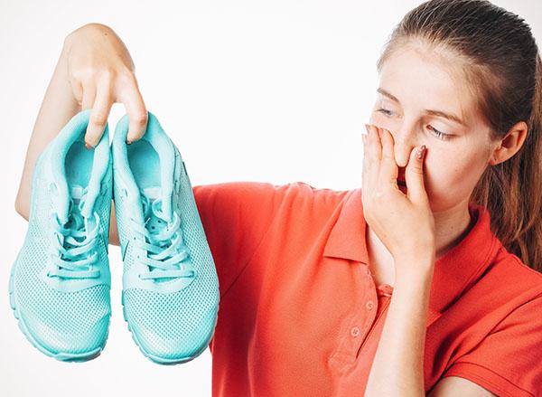 eliminar olor pies